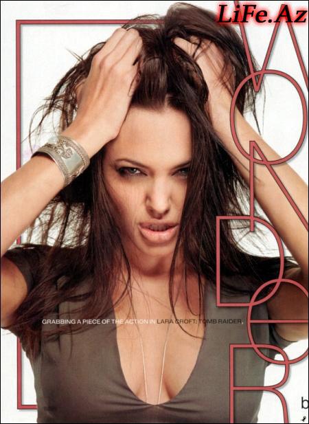 Анжелина Джоли - Angelina Jolie [14 Фото]