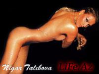 Nigar Talibova - Нигяр Талыбова [2 Обоя]